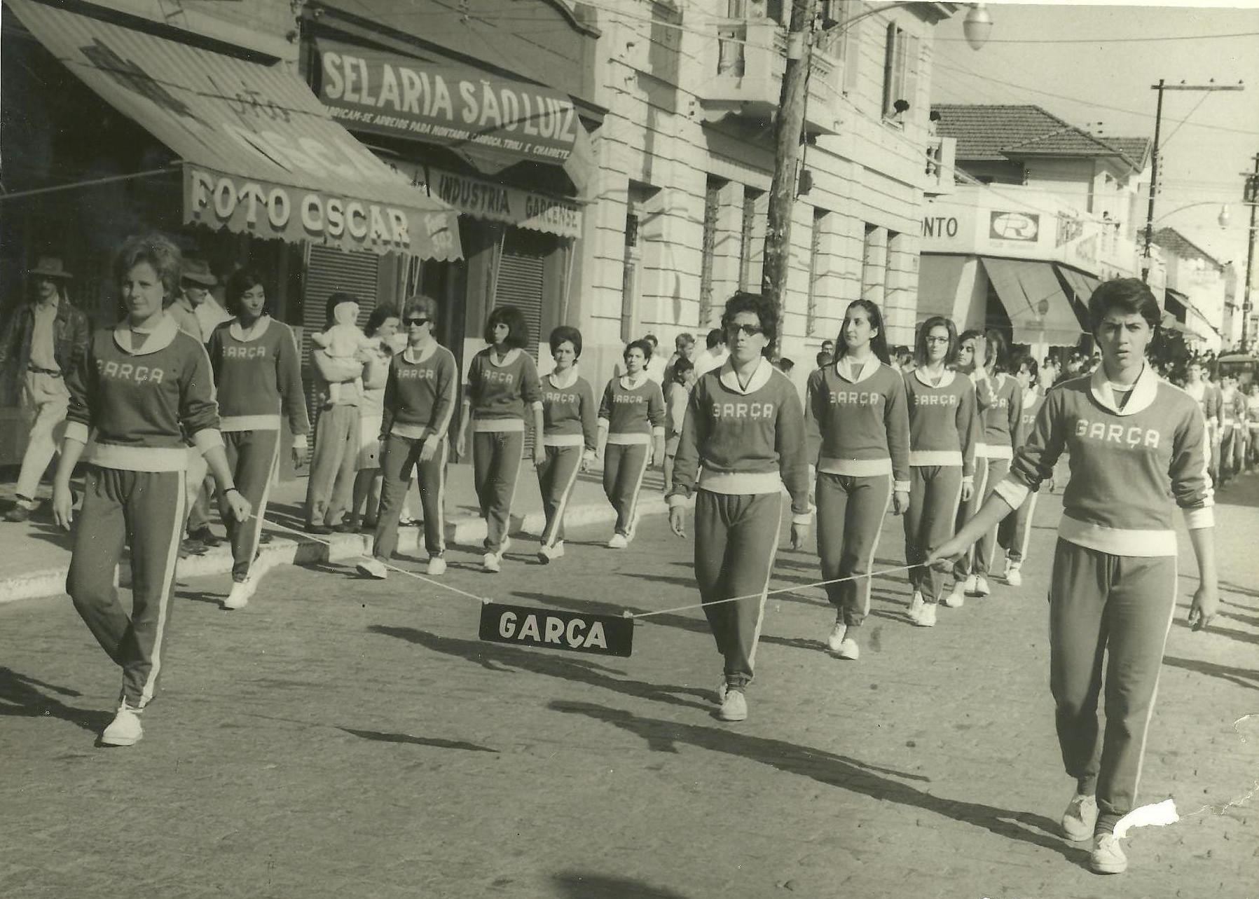 """Os Grandes Desfiles Cívicos:   por Wanderley """"Tico"""" Cassolla"""