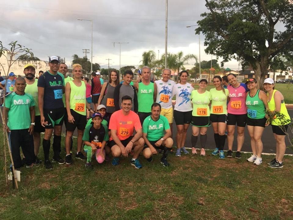 """Garcenses participam da Maratona de Revezamento """"Aurélio Guedes"""", em Marília"""