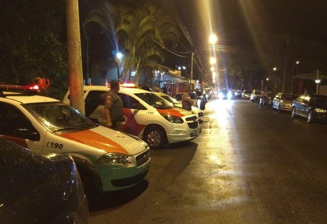 Prefeitura de Garça, Conselho Tutelar e PM fazem operação surpresa no Lago para inibir ações criminosas