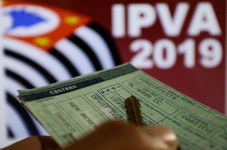 IPVA: quitação com desconto para carros de placa final 6 vence hoje (16)