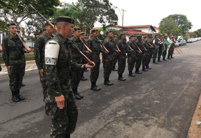 Alistamento militar para jovens que completam 18 anos em 2019 já começou