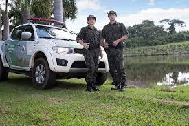 Polícia Ambiental surpreende indivíduo com porte ilegal de armas