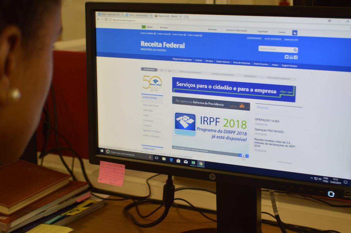 Etecs e Fatecs vão prestar consultoria para declaração do IRPF