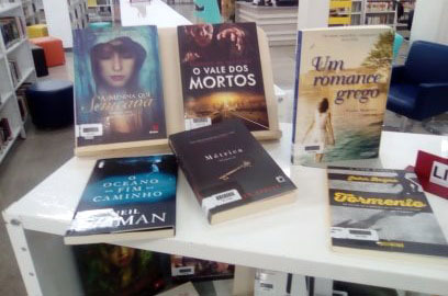 Biblioteca Municipal de Garça está com novos livros