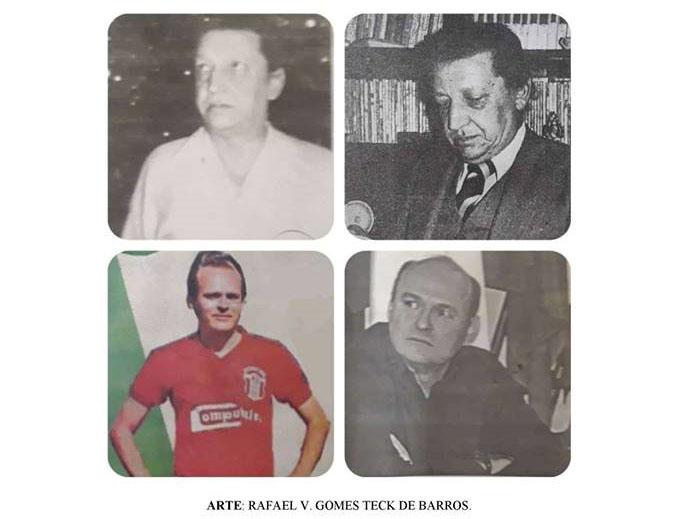 Apeg realiza em maio XX Encontro Poético: Nelson Claro e Tico Cassola serão homenageados