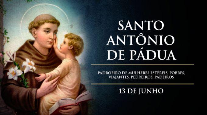 """Igreja Católica comemora hoje """"Dia de Santo Antônio"""": o 'santo  casamenteiro' -"""
