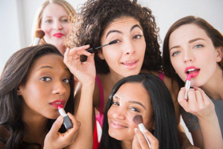 Image result for compartilhar maquiagem