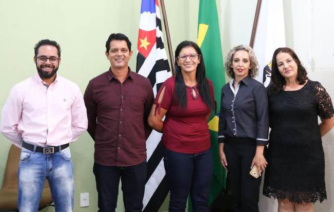 Conselheiros Tutelares são empossados para mandato de 4 anos em Garça