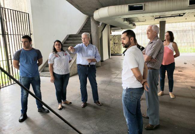 Prefeitura prepara projetos para o CEI - Centro de Educação e Inovação