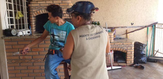 Garça faz mutirão de limpeza no Paineiras e bairros vizinhos