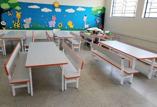 Administração prepara novo núcleo infantil com mais 60 vagas para crianças de 0 a 3 anos