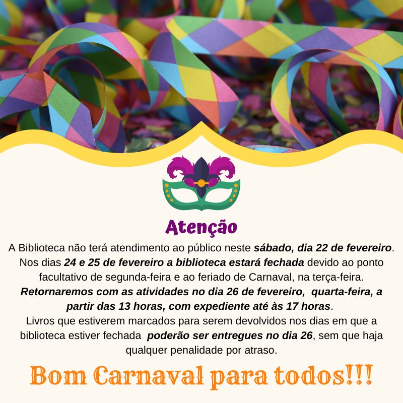 Biblioteca Municipal de Garça fecha hoje e reabre na quarta-feira