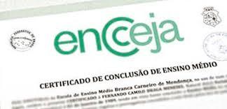 Educação vai permitir impressão em casa do certificado de conclusão via Encceja