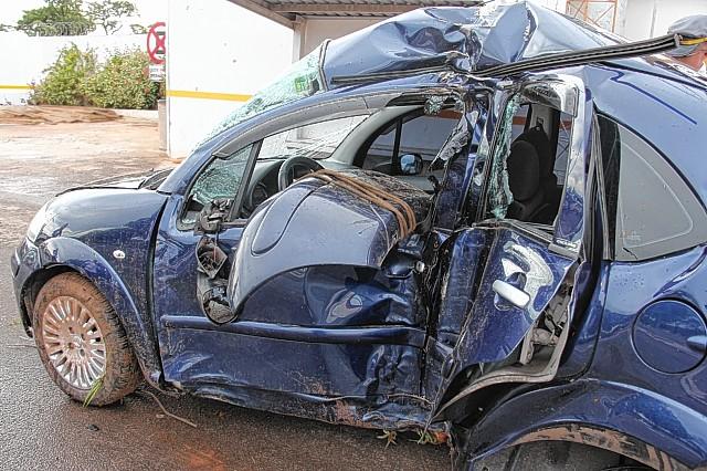 Natal tem sete mortes nas estradas