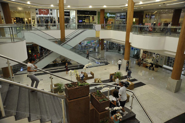Shoppings do país têm o pior Natal dos últimos cinco anos