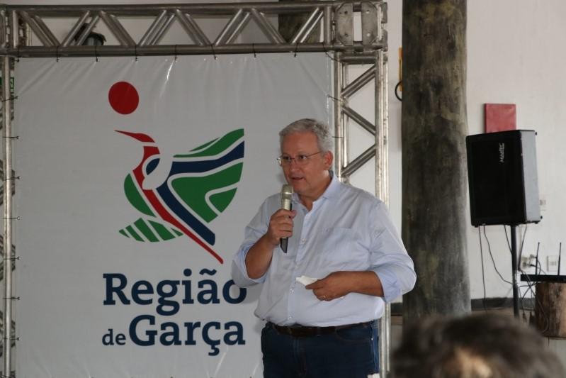 Prefeito e vice-prefeito prestigiam abertura do 4ª Concurso De Cafés Especiais Da Região De Garça