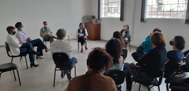 Cultura e Turismo se reúnem com artesãos de Garça e discutem as perspectivas para o setor
