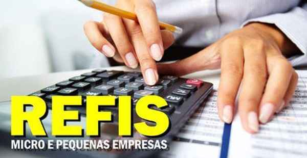 """""""REFIS"""" das Micros e Pequenas Empresas"""
