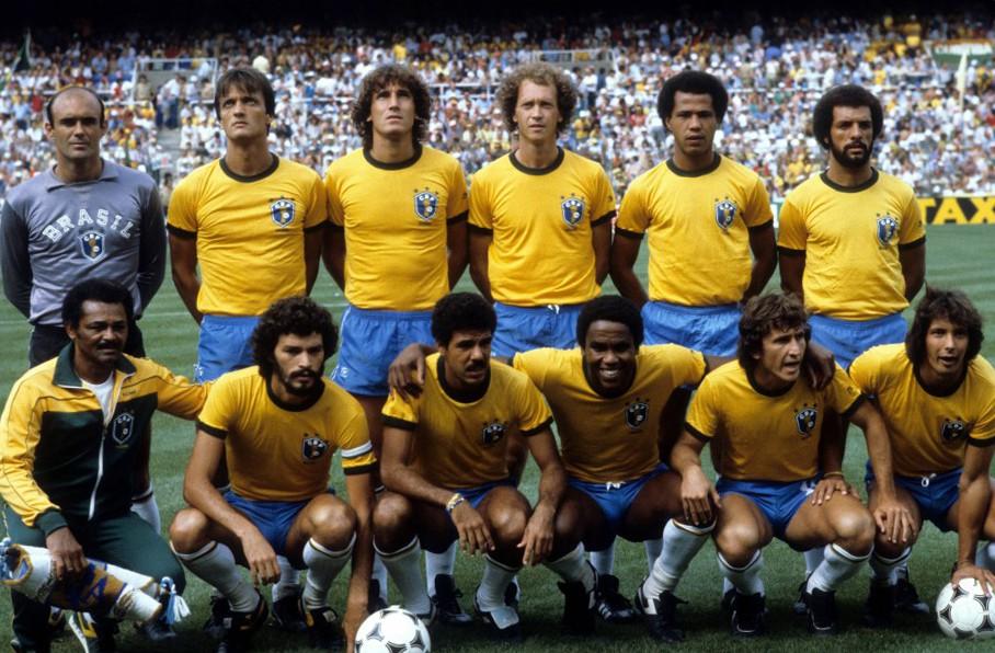 História das Copas: 1.982, Brasil uma seleção que encantou o mundo, mas perdeu a copa