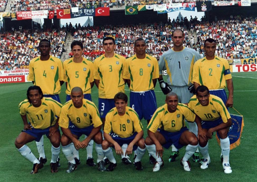 História das Copas: 2.002, Brasil é pentacampeão